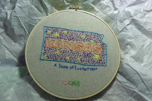 Kansas Embroidery